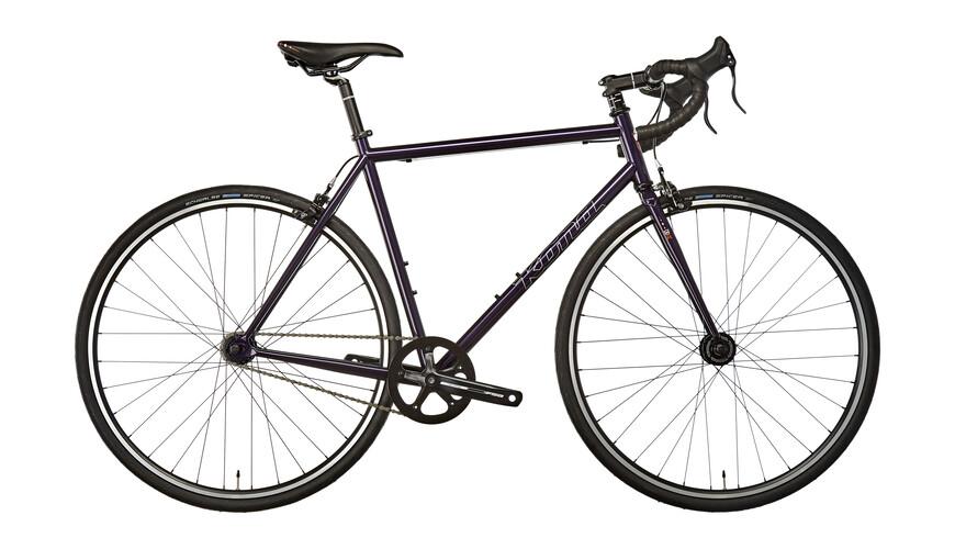 Kona Paddy Wagon Citycykel Drop violett, lila